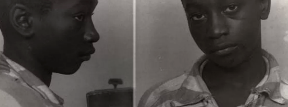 George Stinney, a 14-year old wrongfully executed for murder in 1944. M. Watt Espy Papers, University at Albany,  CC BY-ND