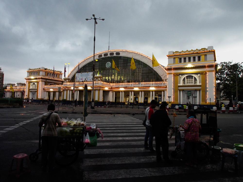 Bankok Railway Station