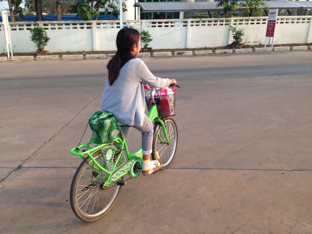 One of the Thai teens