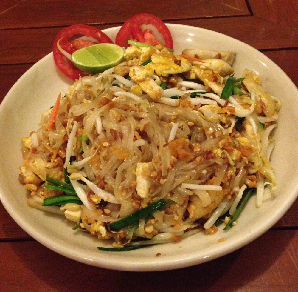 The best Pad Thai that I have had so far