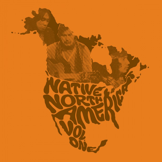 Compilation - Native Northern America (Vol.1)