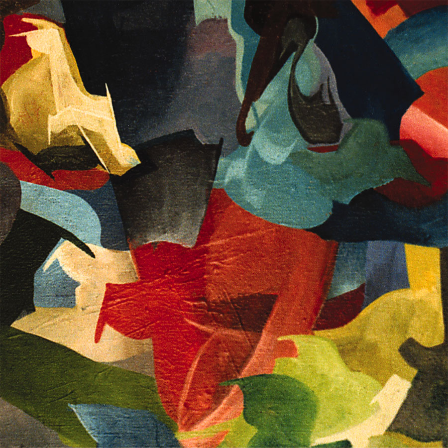 Olivia Tremor Control ‎– Black Foliage - Animation Music • Volume One