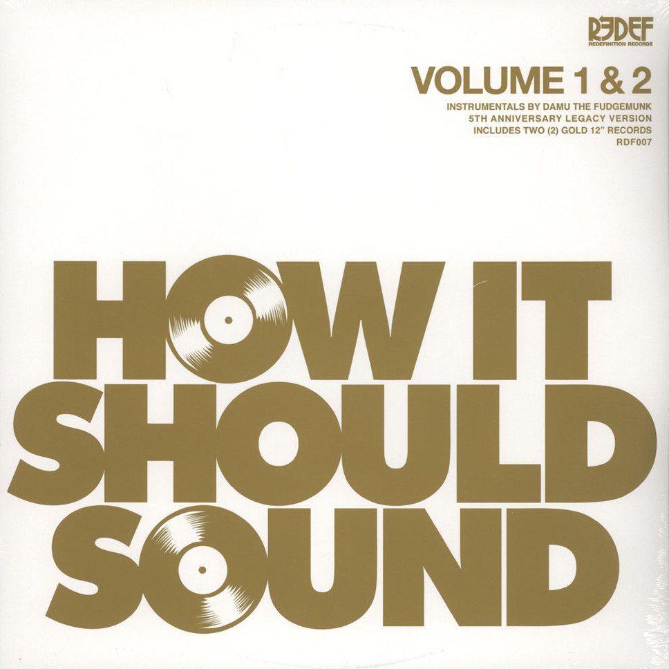 How It Should Sound Vol. 1-2