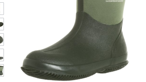 1.Boots & Water Gender Neutral Muck boots Amazon.png