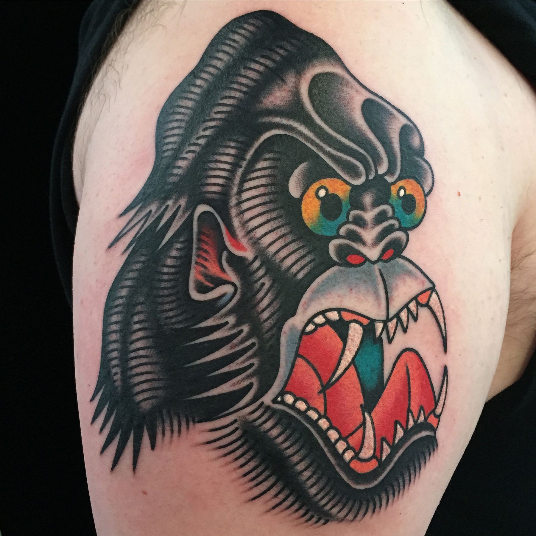 Mikey Holmes Tattooing
