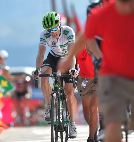 10th place. Ouch. PC: Velonews