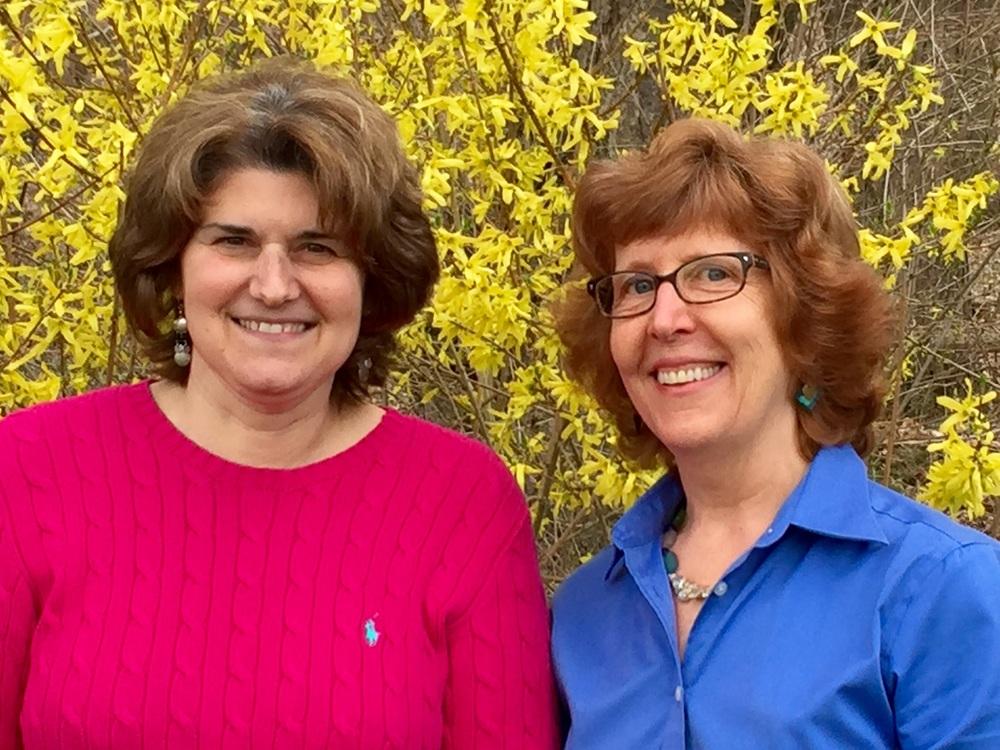 Angela Mazur & Theresa Nygren
