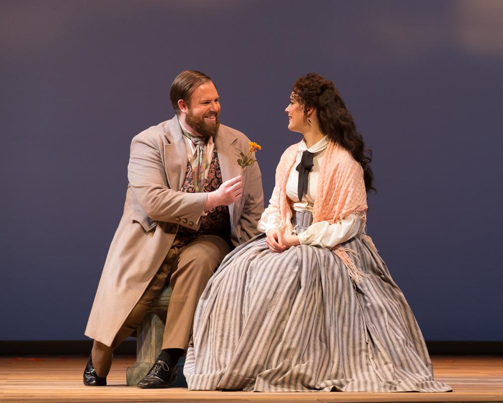 John Brooke in  Little Women  with Michigan Opera Theatre
