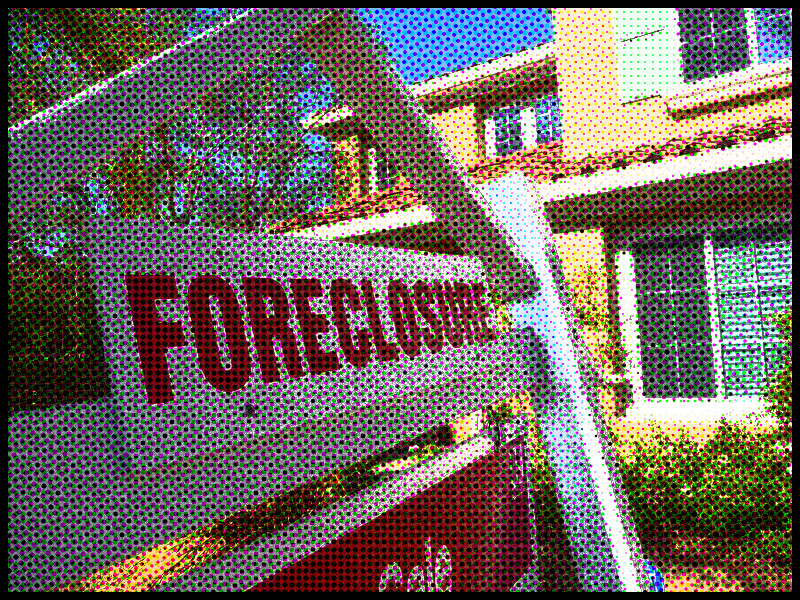 The Detroit area's home foreclosure rate was the highest in the nation when the financial crash of 2008 hit.