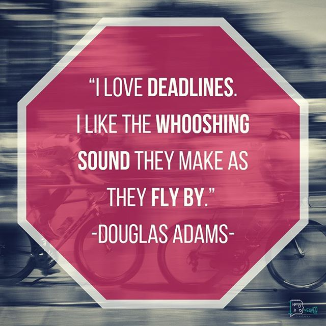 "Okay, I might be scaring potential clients away with this but I'm gonna say it:⠀ DEADLINES ARE DUMB.⠀ For the most part. ⠀ For most copywriting projects, at least, deadlines are arbitrary dates based on a client's vague idea of how much time it should take to deliver copy, versus how much time it actually takes to produce well-researched, data-backed, finalized copy guaranteed to deliver results. ⠀ Let's put it this way: if you have the choice between hiring a copywriter who promises to deliver ready-to-publish copy for an entire website within a couple weeks (for a rush fee, of course) versus hiring a copywriter who says they'll need 90 days to research, plan, write and revise---hire the 90-day copywriter. ⠀ And be prepared to change your launch timeline based on the discoveries your copywriter makes in the process. ⠀ One time while doing customer research for a homepage rewrite for a startup client, I discovered a major mismatch between what they envisioned as their customer avatar and the unique selling prop for their product. ⠀ They realized they needed to pivot. ⠀ Pivots take time. ⠀ But the pivot paid off: they've added thousands of new users since their (wisely delayed) launch.⠀ So instead of giving your copywriter a deadline, give them a result you're seeking to accomplish. Together you can figure out the milestones that will help you know that you're closer to achieving your goal. And together you can figure out a target date for reaching each milestone. ⠀ Deadlines are dead. If you want to bring a project to life, forget the artificial ""drop-dead date"" and create a realistic timeline that leaves room for everyone involved to do their best work. ⠀ #copywriting #hiringfreelancers #projectmanagement #startups #entrepreneurship"