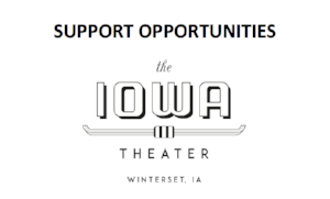 Click here to learn how you or your organization can support the Iowa's rehabilitation efforts!