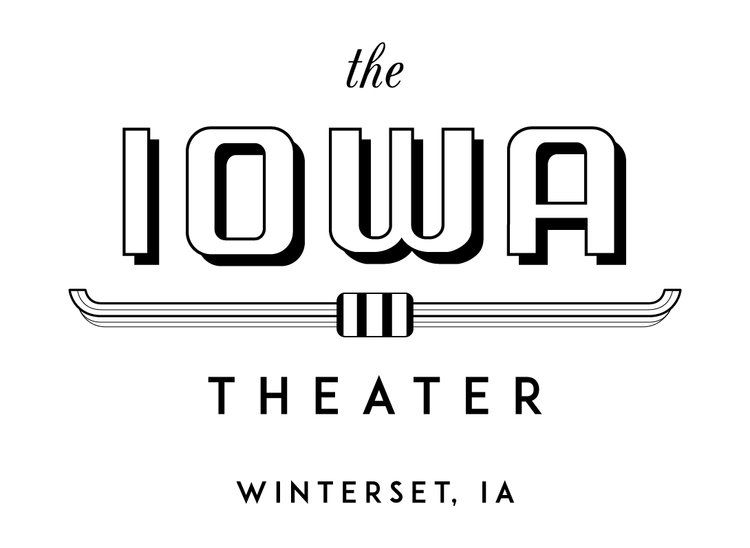 The Iowa's new logo was unveiled in August, 2016!