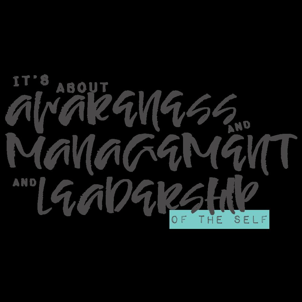 Awareness-Management-Leadership-Of-The-Self