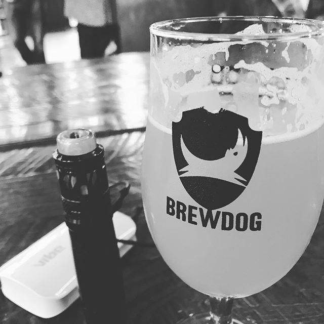 Nothing like a Hazy Jane to finish the day off! #brewdog #hazyjane #craftbeer #leeds #brewdogleeds