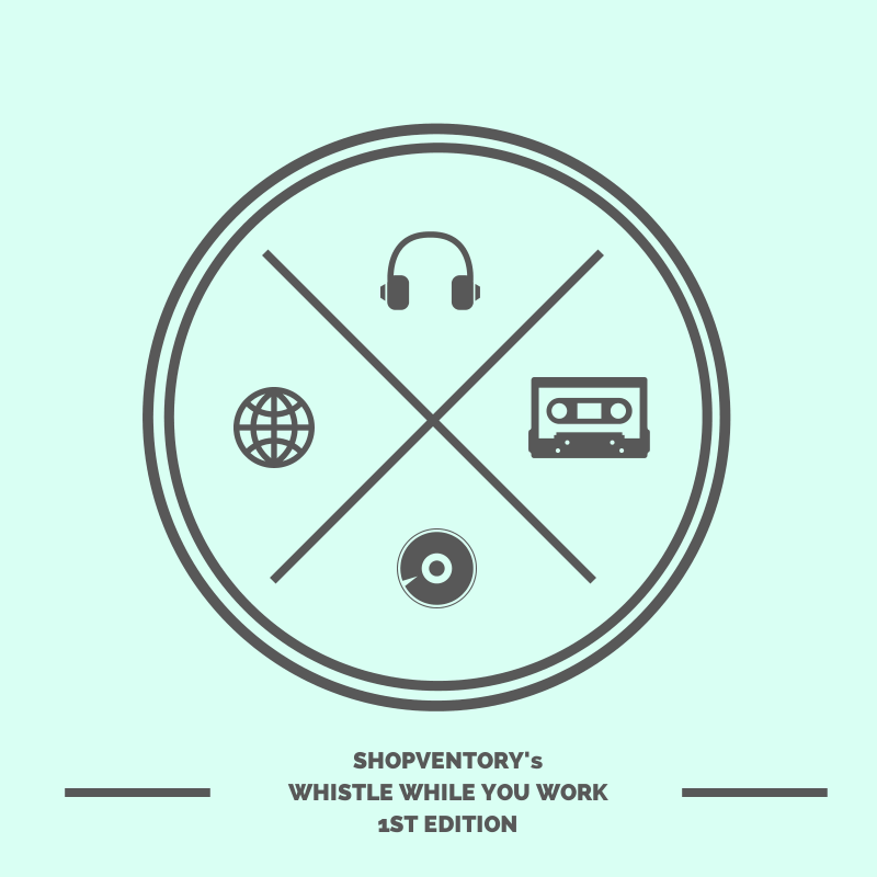 WHISTLE WHILE YOU WORK1ST EDITION