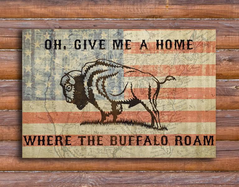 via One Red Buffalo on Etsy