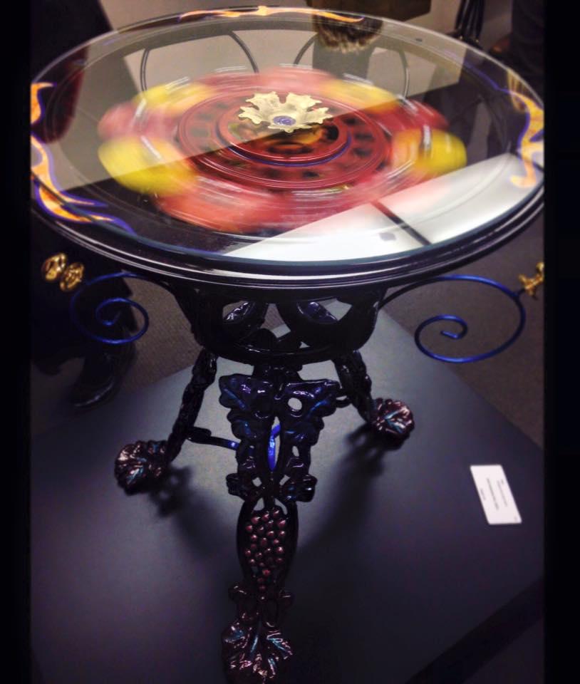 """""""Kaleidoscope Table"""""""