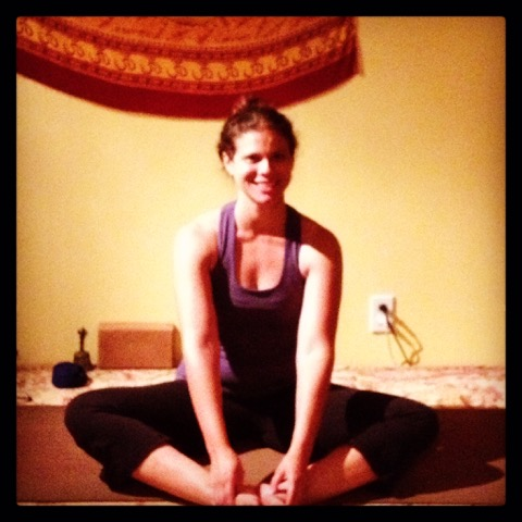 Colleen teaches yoga at Shine Yoga Center in Perkasie, PA, and she is an assistant professor of Non-Western Literatures at Kutztown University. Follow Colleen on Twitter @clutzclemens.