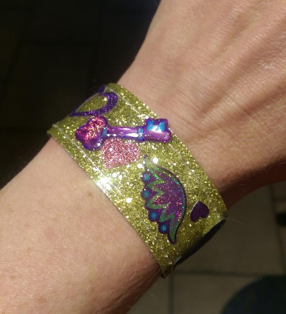 My bracelet.
