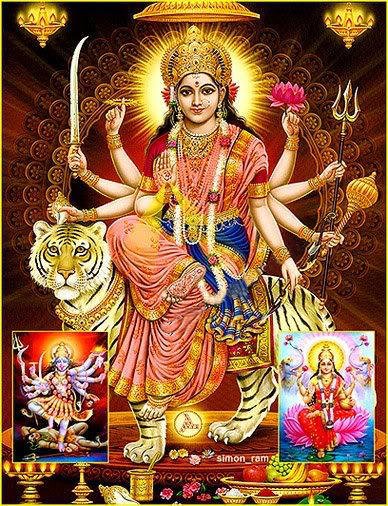 Durga, Goddess of Protection and Inner Strength