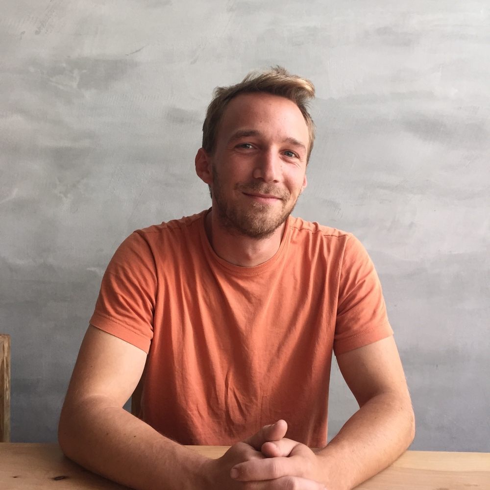 Nathan Kaufman    is the Director of Living Systems for The Perennial Farming Initiative and The Perennial Restaurant. Additionally, Nathan also heads up the aquaponics program at Urban Adamah, an educational farm and community center in Berkeley.