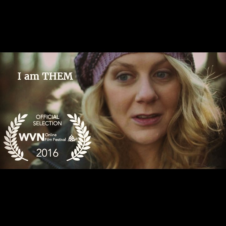 I am THEM has been accepted to be a part of the Women's Voice Now Film Festival, what an honor!  Click here  to check it out.
