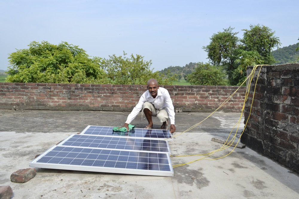 An innovative solution to improve   Access to electricity    Projects