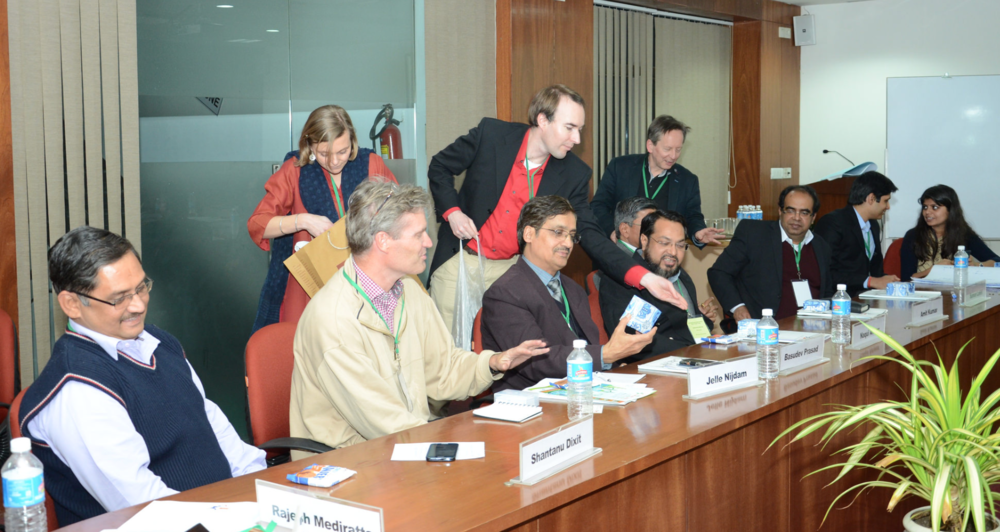 Valorisation panel members
