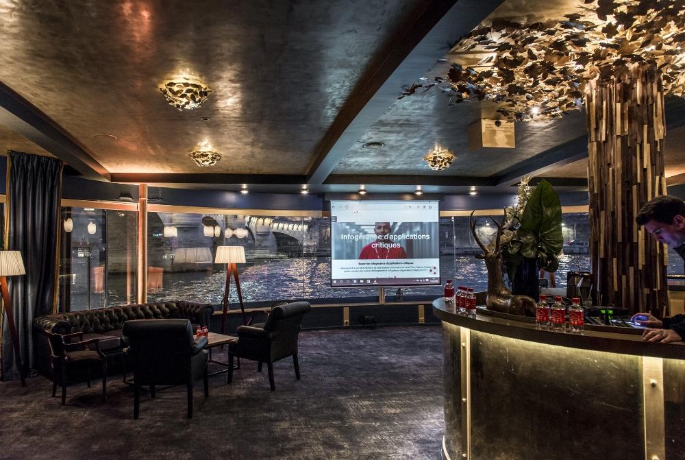Photographe architecture intérieur, soirée événementielle, corporate, entreprise