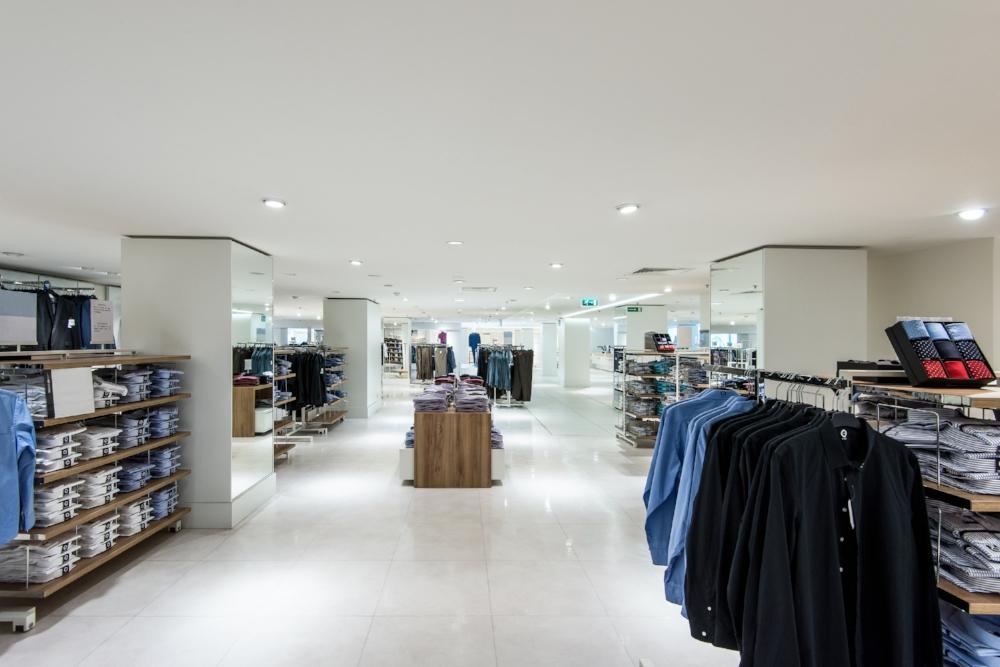 Architecture, intérieur, décoration, déco, immobilier, commerce, retail, Paris, Région Parisienne