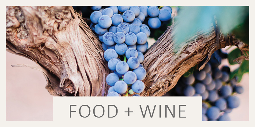 Food and Wine Travel by Transatlantic