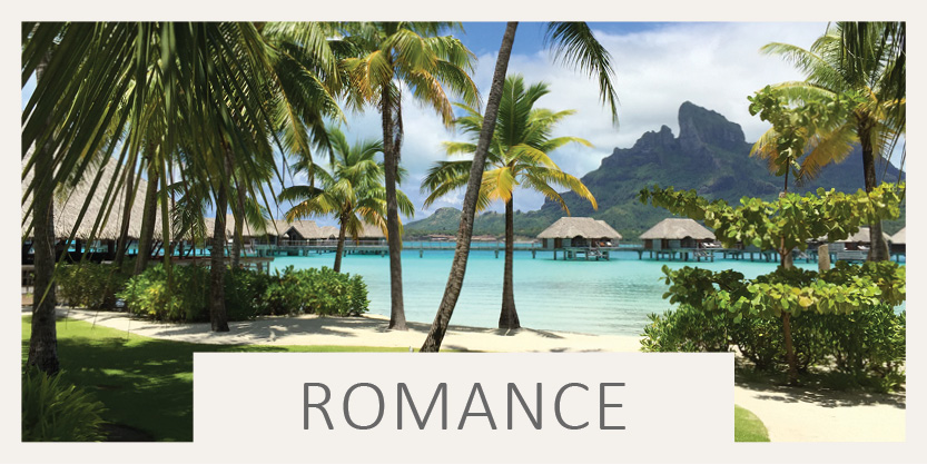 Romance Travel and Honeymoons by Transatlantic