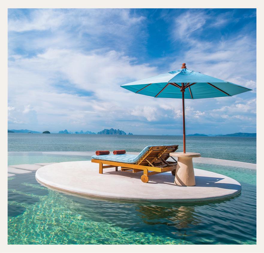 Starwood Luxury Privileges Program with Transatlantic Travel