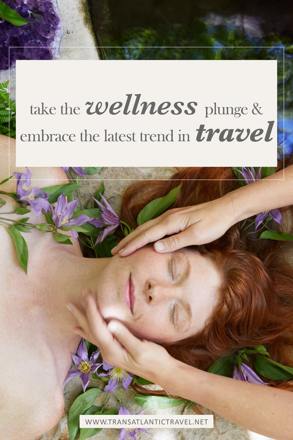 Are you ready to take the wellness plunge? From luxury spa treatments and meditation to equine therapy and culinary delights, we invite you to embrace the latest travel trend of 2019.