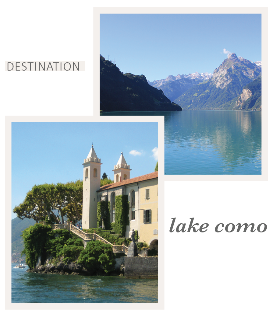 Travel to Lake Como Italy with Eileen Schlichting of Transatlantic Travel