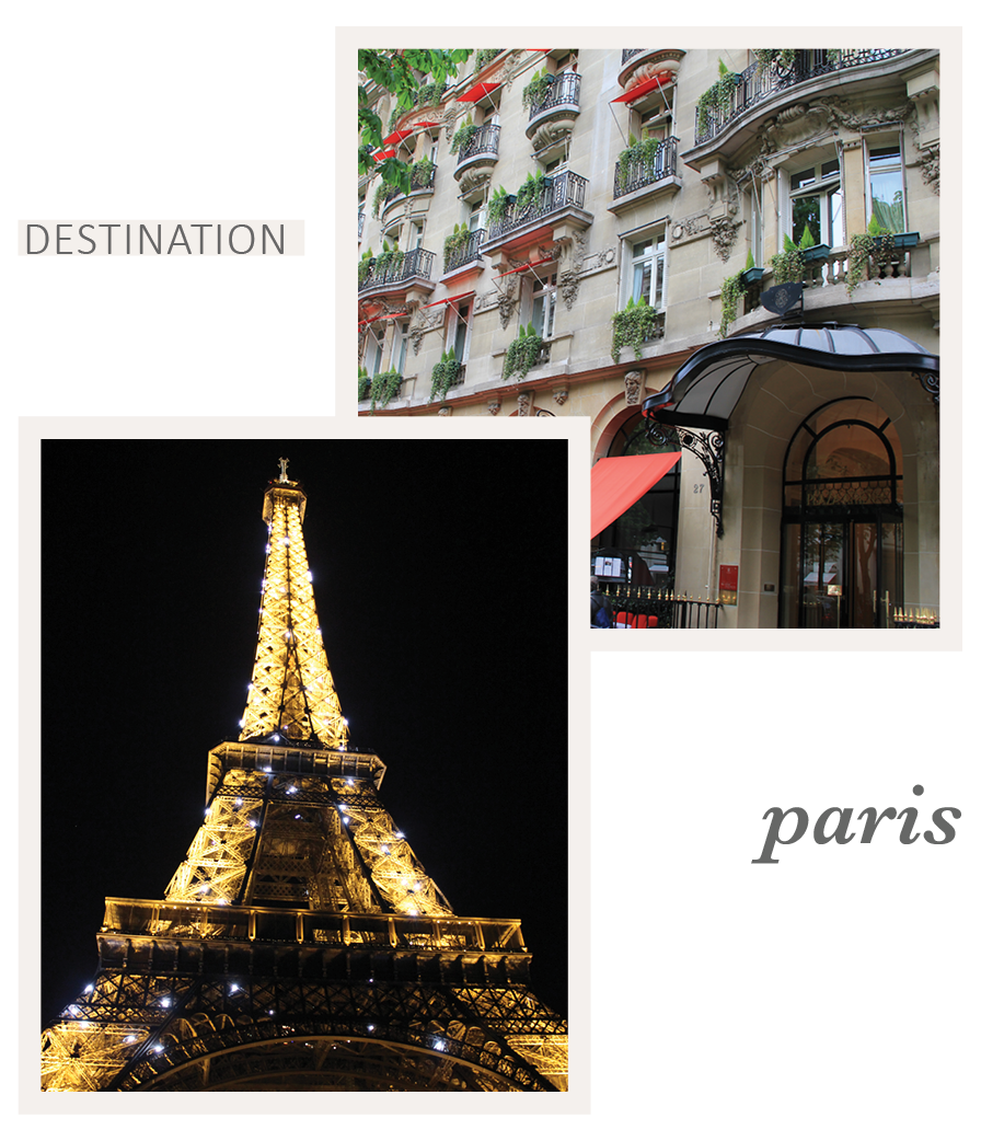 Travel to Paris with Eileen Schlichting of Transatlantic Travel