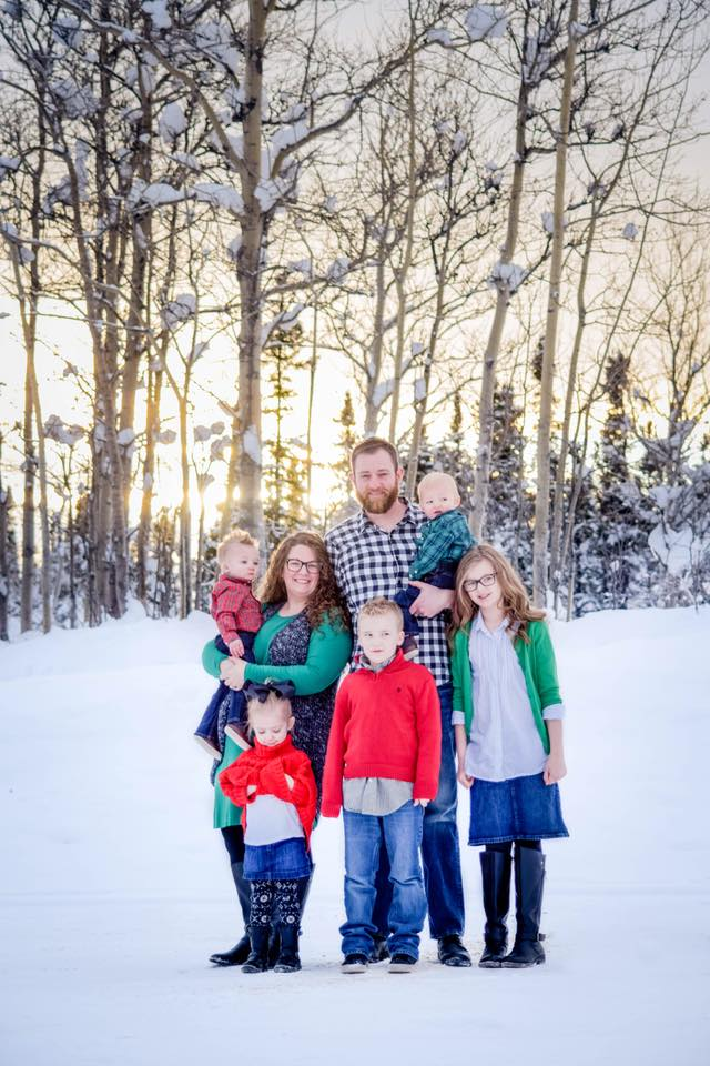 Jared & Vicki Myrick (& Family)- Missionaries to Alaska