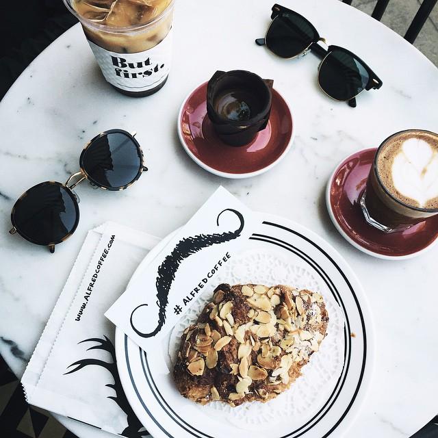 """<a href=""""http://instagram.com/alfredcoffee"""">@alfredcoffee</a>"""