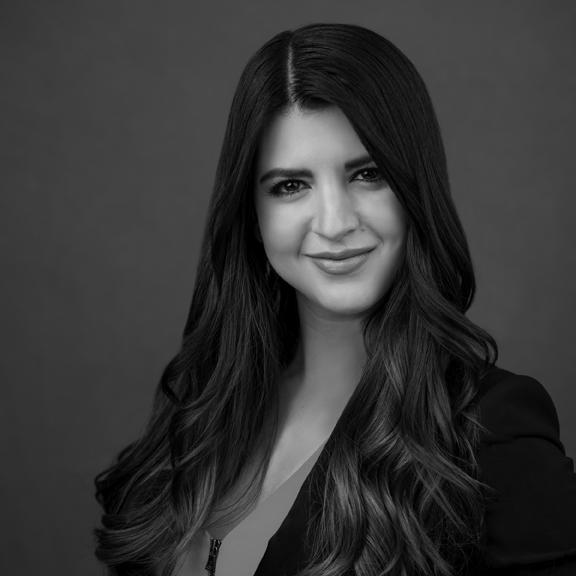 Lauren Galvez, Sales Manager of PrimadonnaLux
