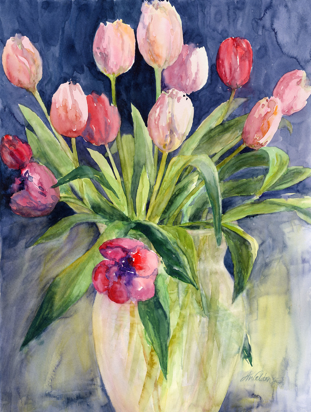 Tulip Melody In Pink.JPG