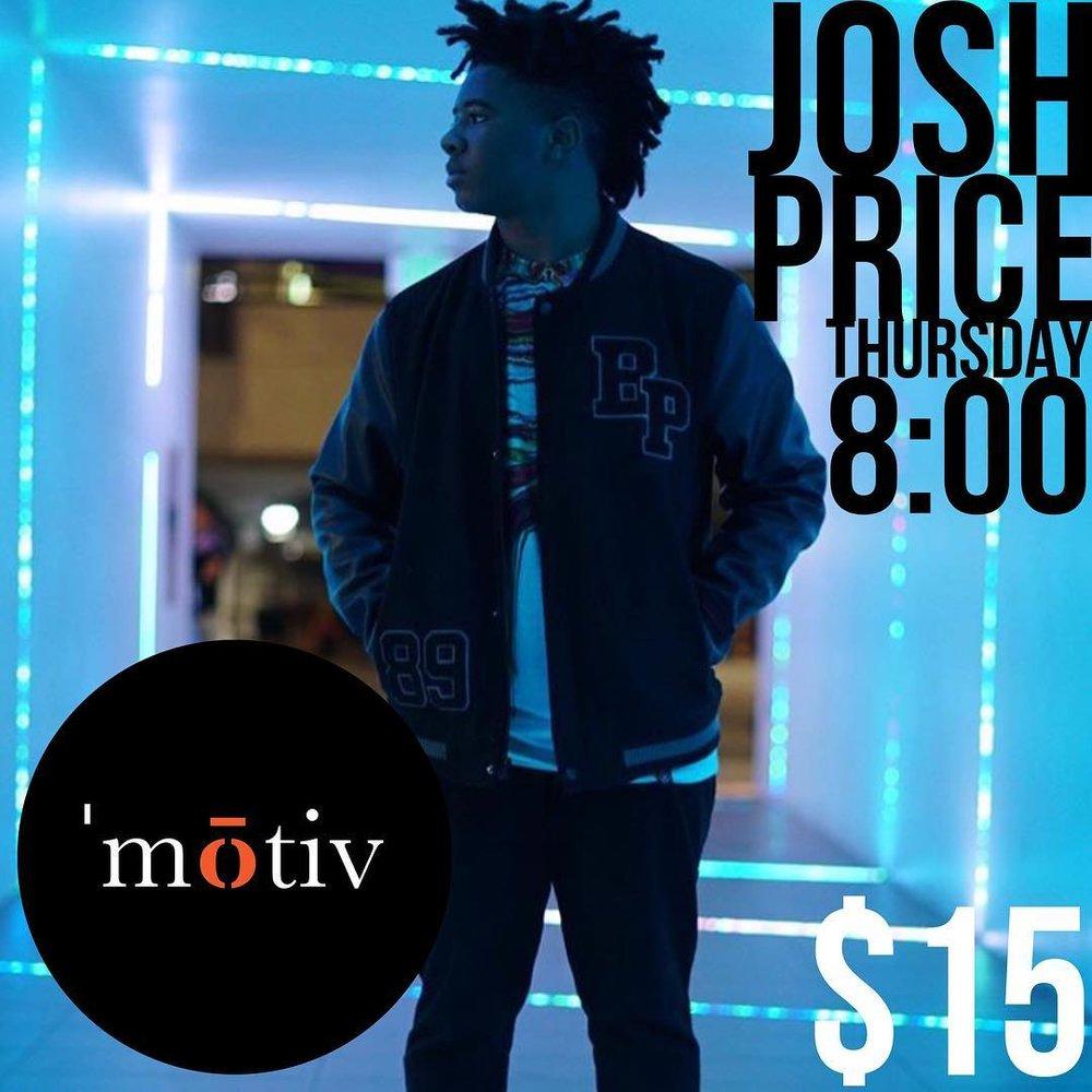 Josh Price 2017