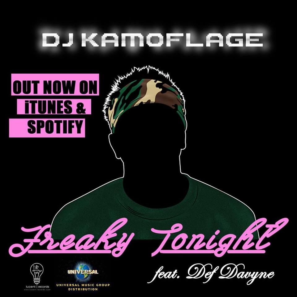 DJ Kamoflage