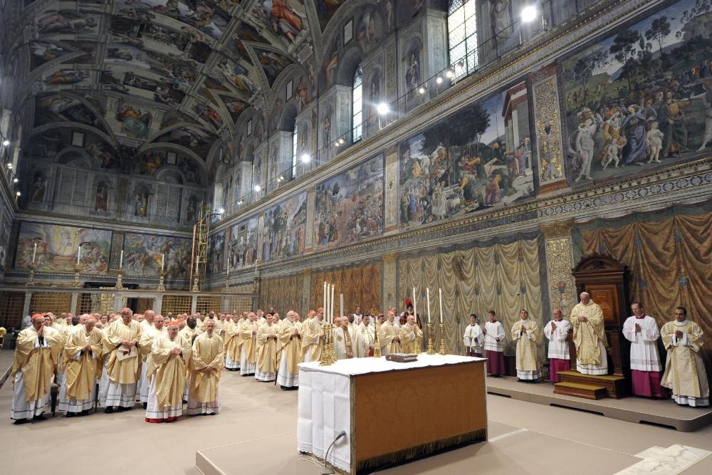 FrancisSistine2