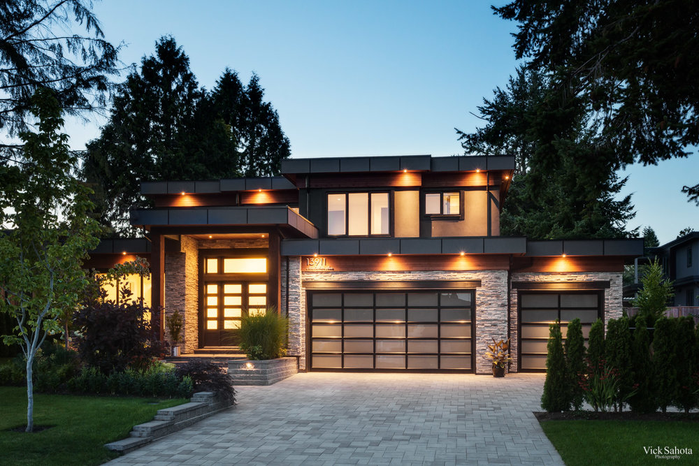 White Rock Home Exterior