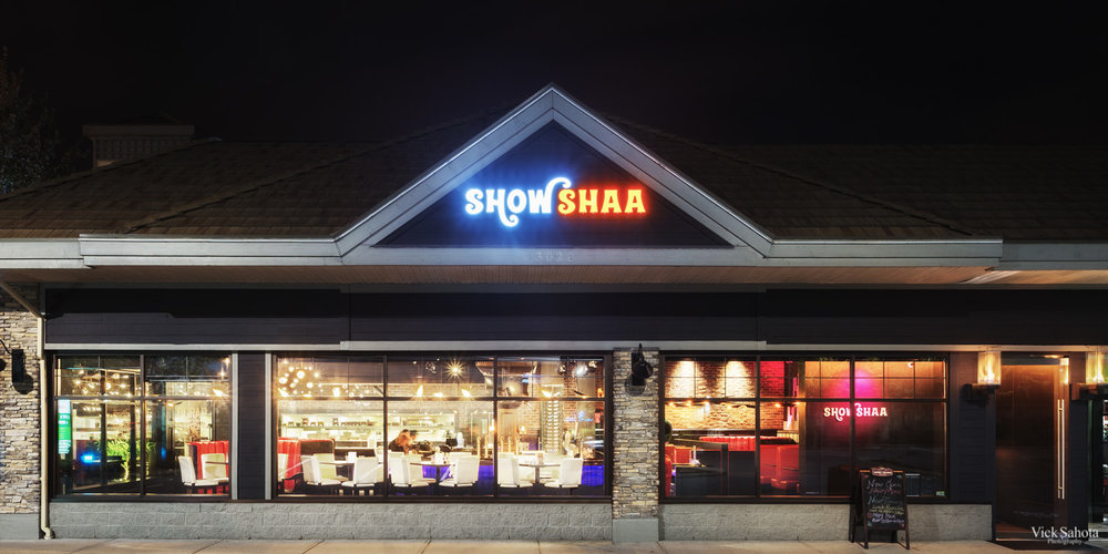 Showshaa Front Exterior