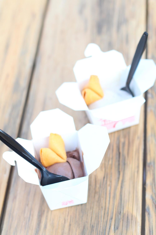 local ice cream melt