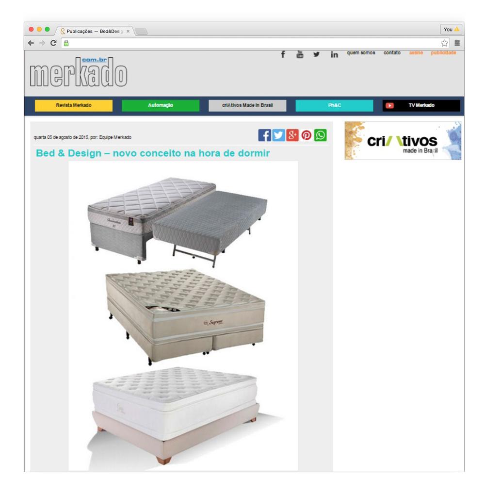 Site Merkato.com.br