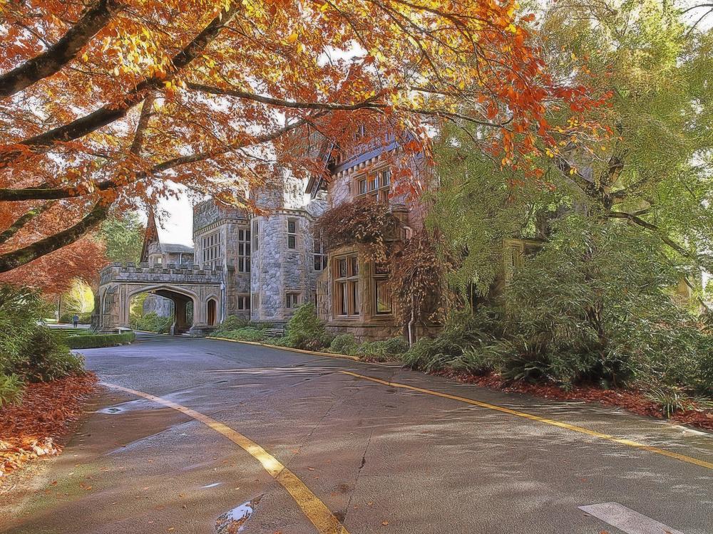 Hatley Castle, Victoria