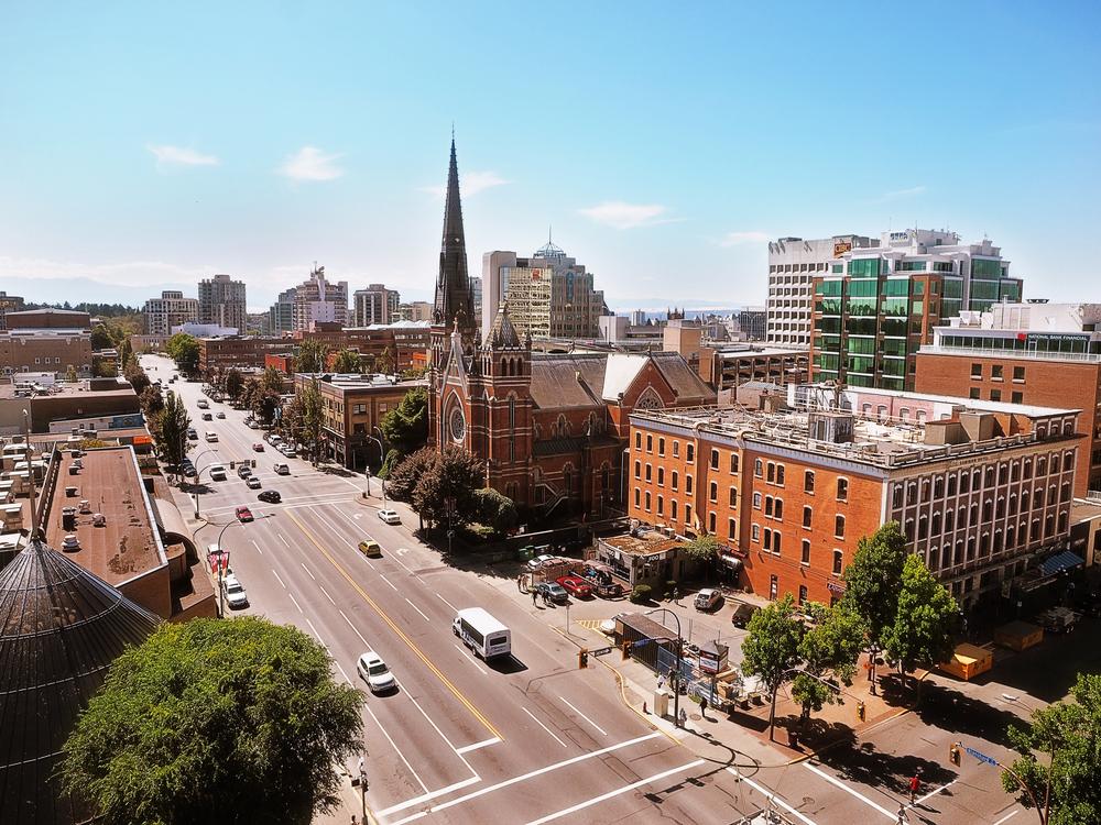 Blanshard Street, Victoria