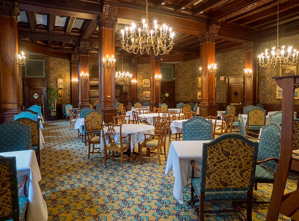 Empress Hotel Dining Room